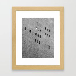 TOC Framed Art Print