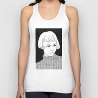 chic Tank Tops featuring Chic Lady by Cannibal Malabar