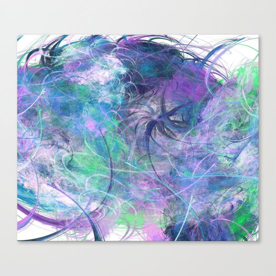 Blue Bay Hawaii Live Canvas Print