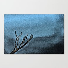 Hunted Branch Canvas Print