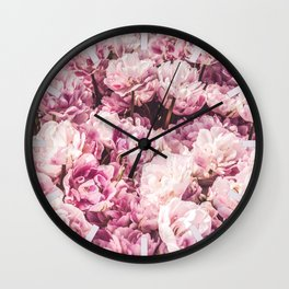 P.Rose-Mairy Wall Clock