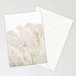 Natural Pampas Grass Stationery Cards
