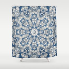 Find Your Cloud Shower Curtain