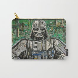 motherboardi cover Carry-All Pouch