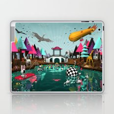Chinesse Bridge  Laptop & iPad Skin