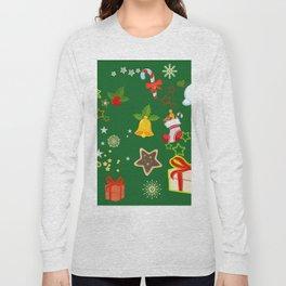 Merry Christmas 917 Long Sleeve T-shirt