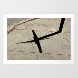 Do You Know The Way?  Art Print