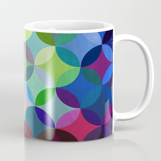 Circular Motion Mug