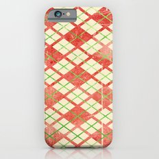 Vintage Wrapping Paper Slim Case iPhone 6s