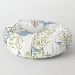 beauty in simple things Floor Pillow
