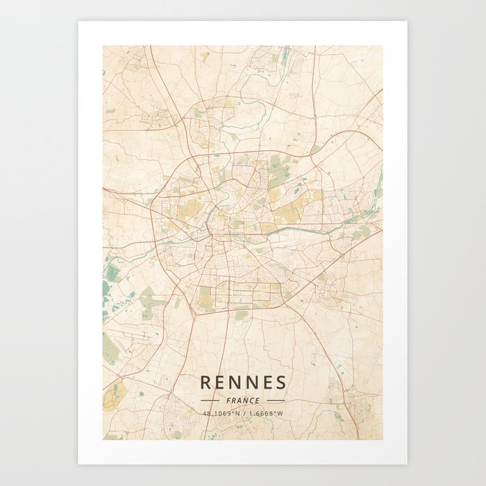 Map 8f Australia.Map Of France Rennes