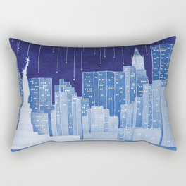 New York, Statue of Liberty Rectangular Pillow
