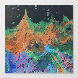 RADRCAST Canvas Print