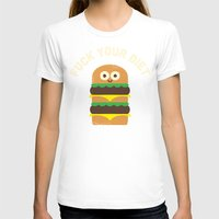 fleetwood mac T-shirts featuring Discounting Calories by David Olenick
