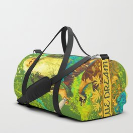BLUE DREAM Duffle Bag