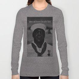 Vintage poster - Pearl Harbor Long Sleeve T-shirt