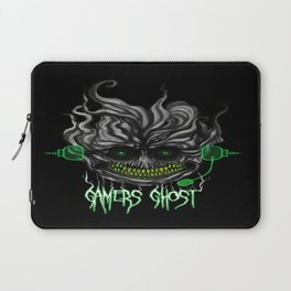 The Gamer's Ghost Laptop Sleeve