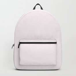 Seashell Pink Backpack