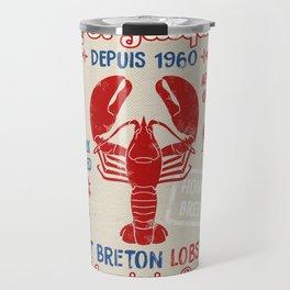 Le St-Jacques Lobster Shack Travel Mug