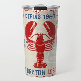 Le St-Jacques Lobster Shack Travel Mug