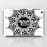 brasil iPad Cases featuring Maia Brasil by Splund