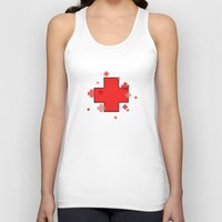 medical Tank Tops featuring Medical Magic by Squidbiscuit