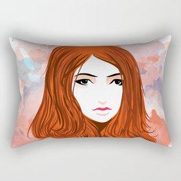 Emotion Girls Rectangular Pillow