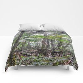 The Sierra Palm cloud forest - El Yunque rainforest PR Comforters