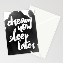 DREAM now Stationery Cards