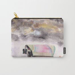 Rising stars above Carry-All Pouch