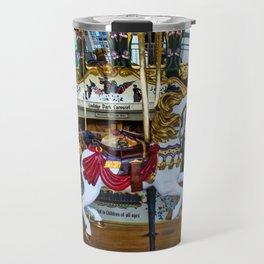 Carousel Dreams Travel Mug