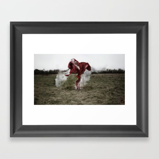 Controlled Sacrifice Framed Art Print