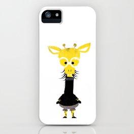 Missfits Giraffe iPhone Case