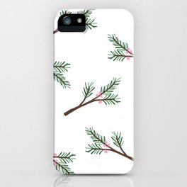 Berries & Branches iPhone Case
