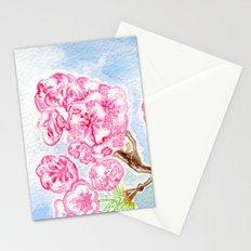 Sakura Stationery Cards