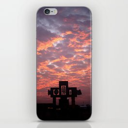 Mexican sunrise iPhone Skin