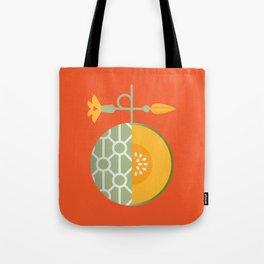 Fruit: Cantaloupe Tote Bag