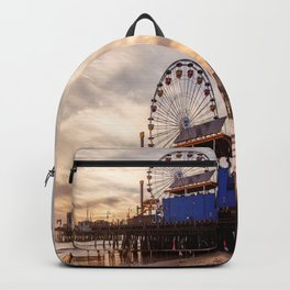 Santa Monica Pier Fun Backpack