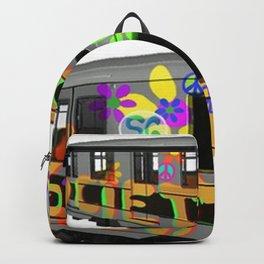 subway art Backpack