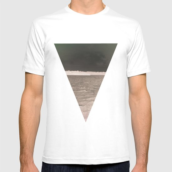 Faded Triangle T-shirt