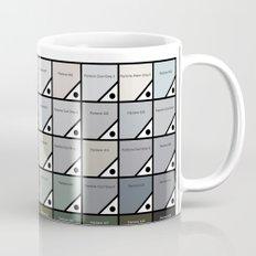50 Shades Of Grey - Pantone not Porn Mug