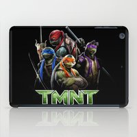 ninja turtle iPad Cases featuring Ninja Turtle best for birthday and Christmas gift by customgift