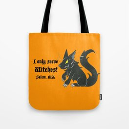 Loyal Familiar (Salem, MA) Tote Bag