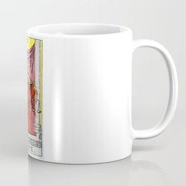 Justice Tarot Coffee Mug