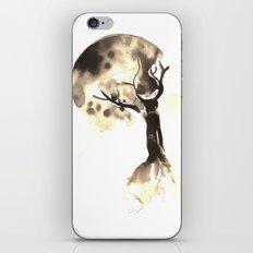 Winter Moon iPhone & iPod Skin