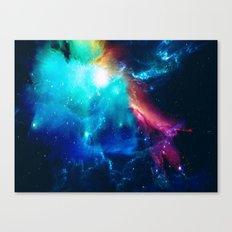 Birth of a Dream Canvas Print