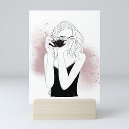 Strike A Pose Mini Art Print