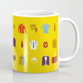 W.A Luggage Coffee Mug