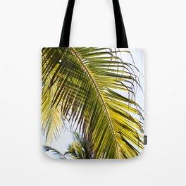 Pretty Palm Tote Bag