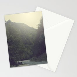 Surreal Mountains Stationery Cards